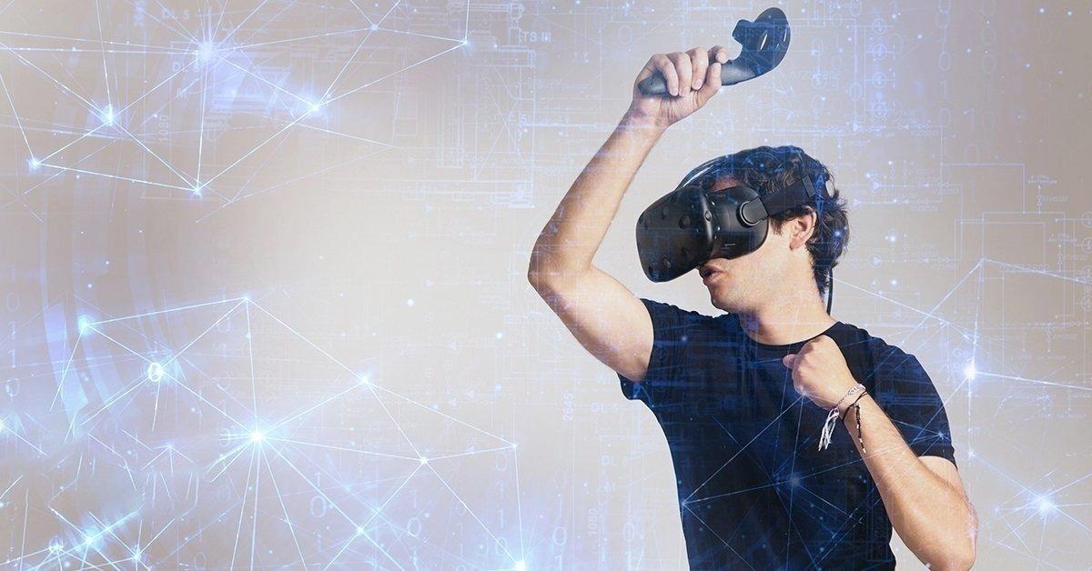 1 óra VR játék itallal