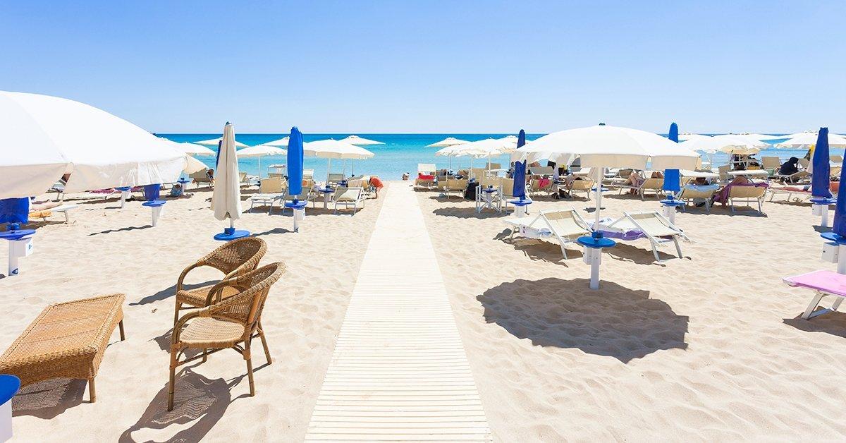 Nyaralás az olasz tengerparton