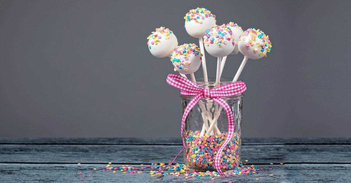 Cake pop, a nyalókák királya