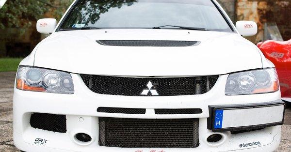 Mitsubishi Lancer Evo IX. élményvezetés