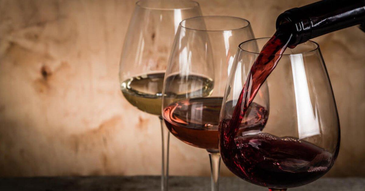 Toszkánai borok kóstolója