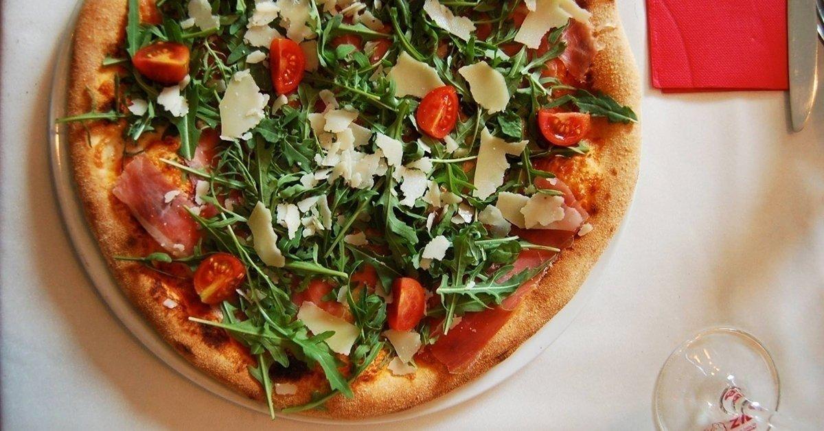 Olasz pizza vagy tésztaétel