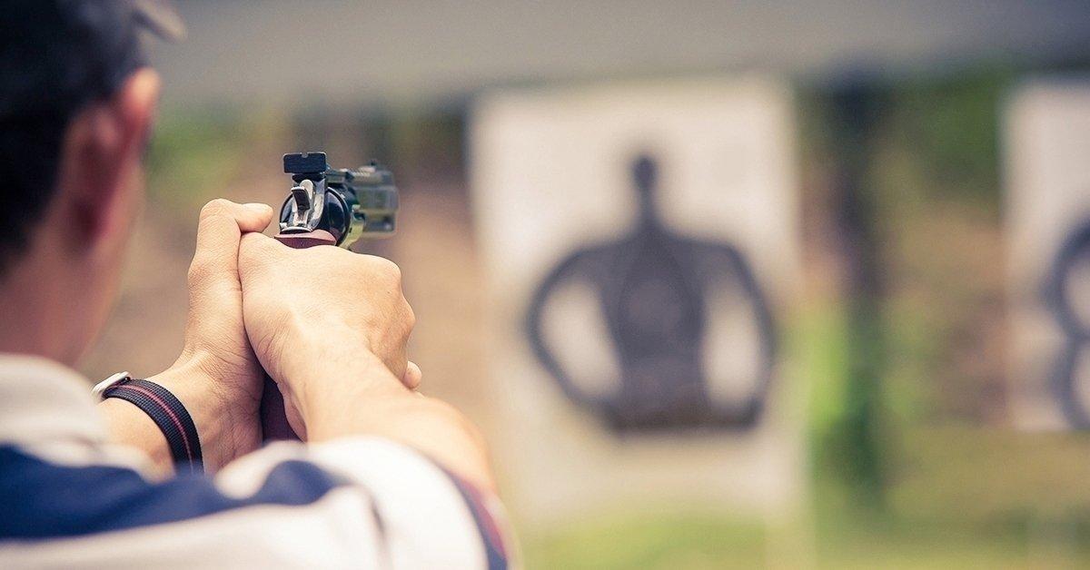 Pisztoly és puska lövészet