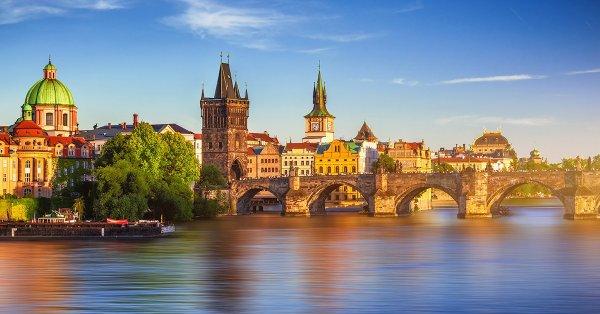 Kiruccanás Prágába busszal: 2 nap félpanzióval