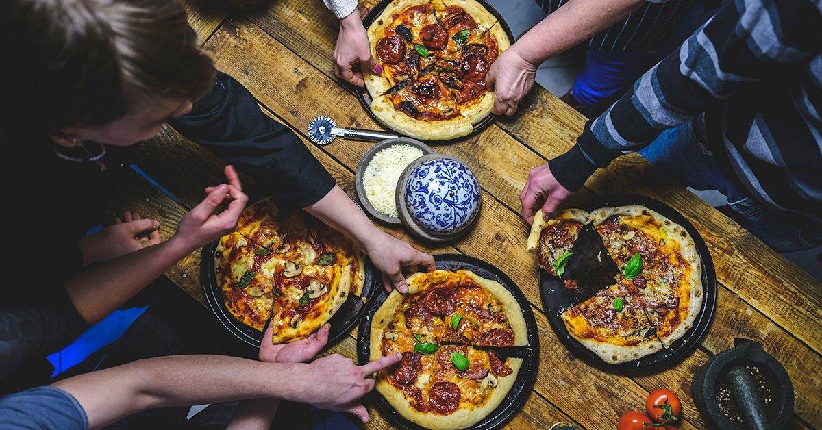 Pizzakészítő workshop