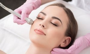 Hidratáló, arcfeszesítő kezelés