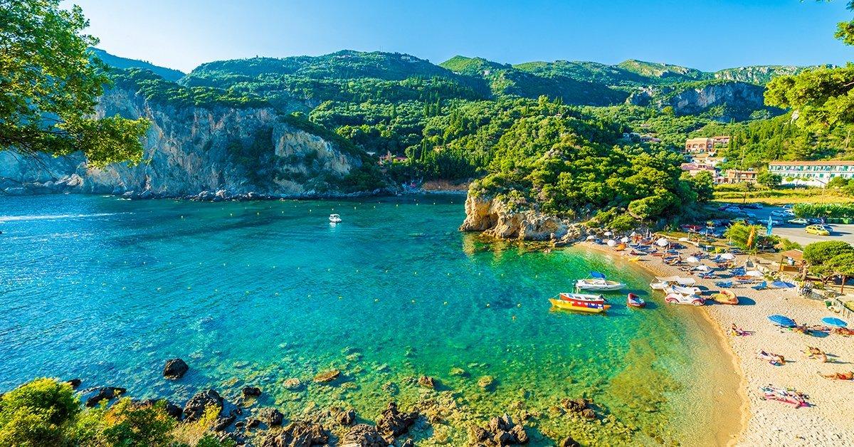 Csodás vakáció Korfun