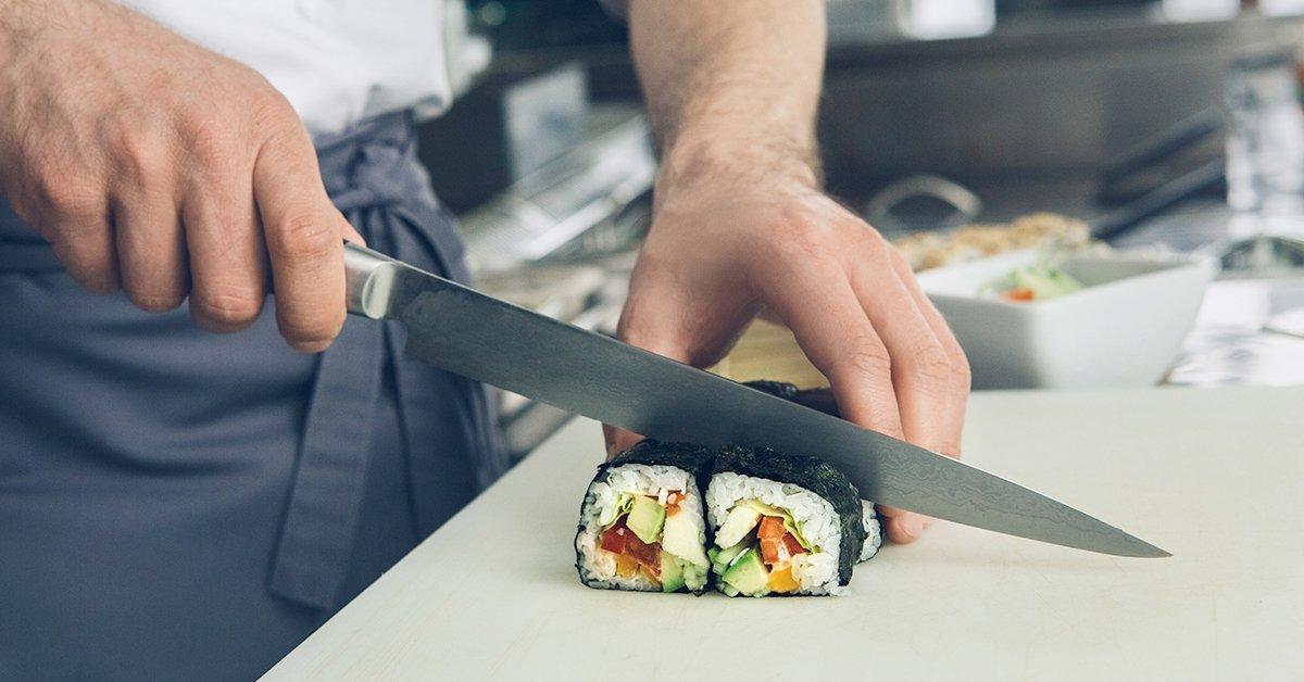 Sushi készítő workshop
