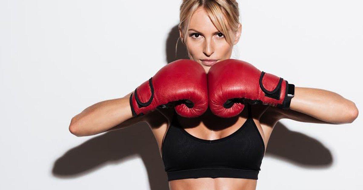 Alakformáló box edzés