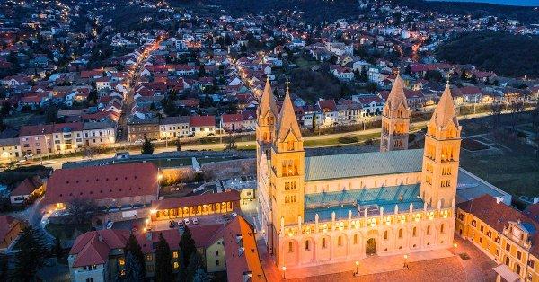 Élménydús kirándulás Pécsen: 2 éjszaka két főnek reggelivel