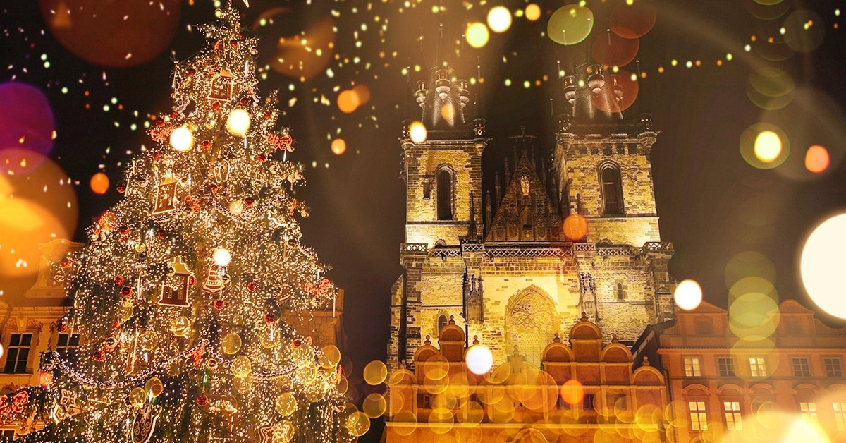 Adventi hétvége Prágában