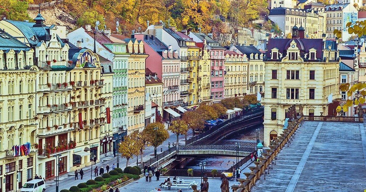 Üdülés Karlovy Vary-ban
