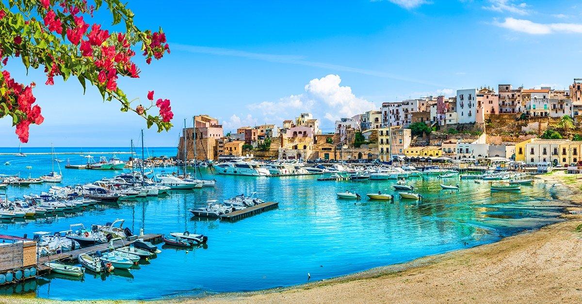 Szicíliai nyaralás busszal