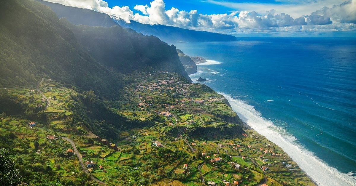 Páros feltöltődés Madeirán