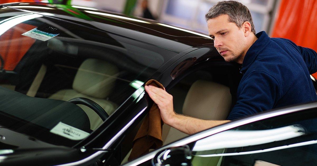 Külső autótisztítás és ápolás