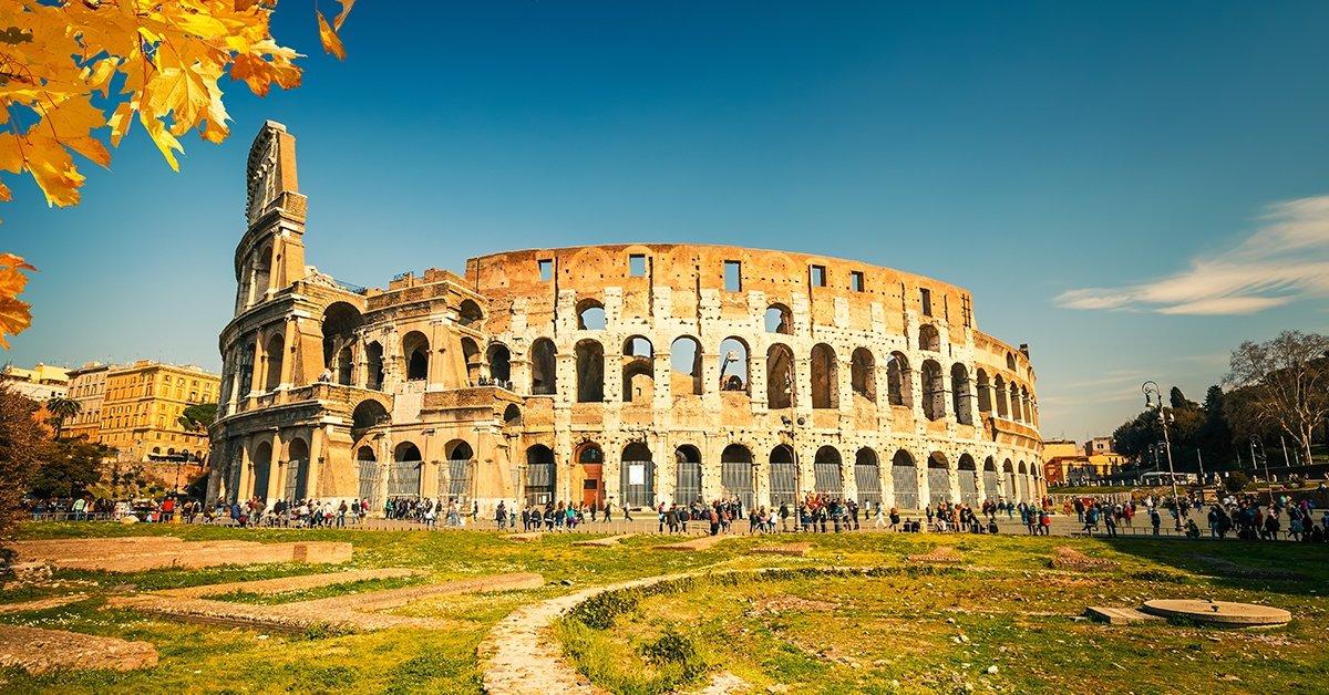 4 nap Rómában repülővel