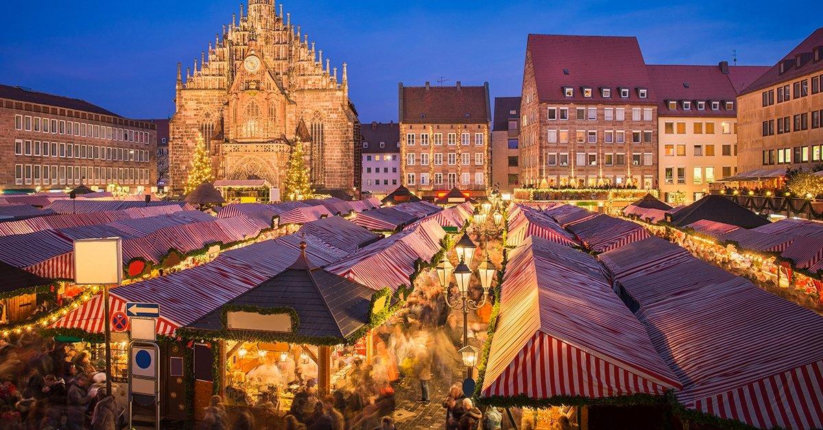 Adventi utazás Nürnbergbe