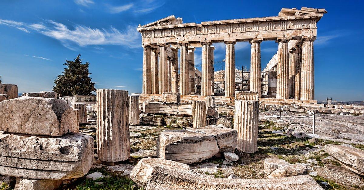 Athén reggelivel 2 főnek