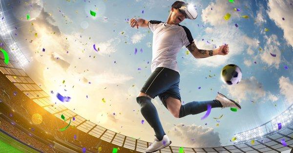 Sportos játékok VR-on 1 vagy 2 fő részére