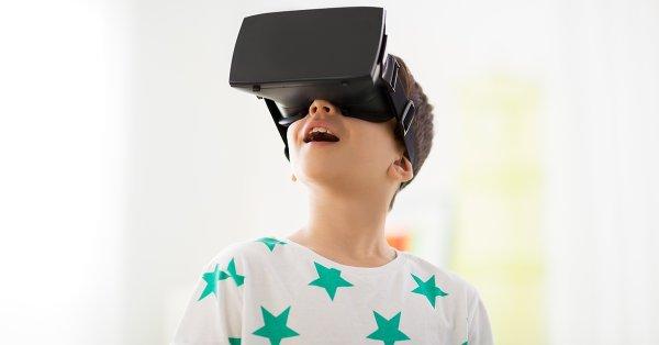 VR gyermek játékok 1 vagy 2 főre, választható játékokkal