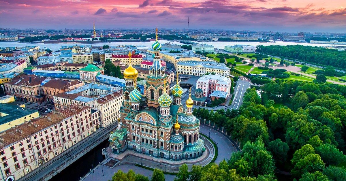 Szentpétervári kiruccanás