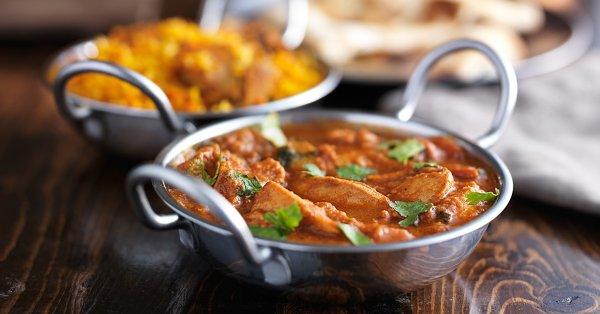 À la carte vacsora Buda legújabb indiai éttermében 2 főnek