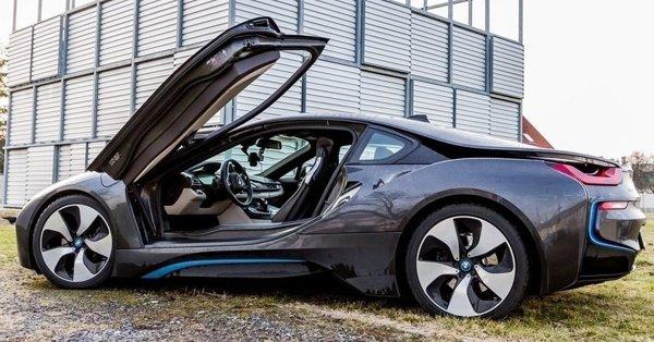 BMW I8 élményvezetés a Hungaroringen