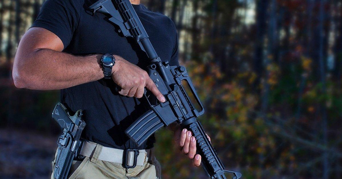 75 lövés 6 fegyverrel
