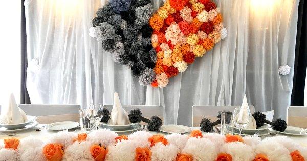 Ahogyan megálmodtad: komplett esküvői dekoráció készítése