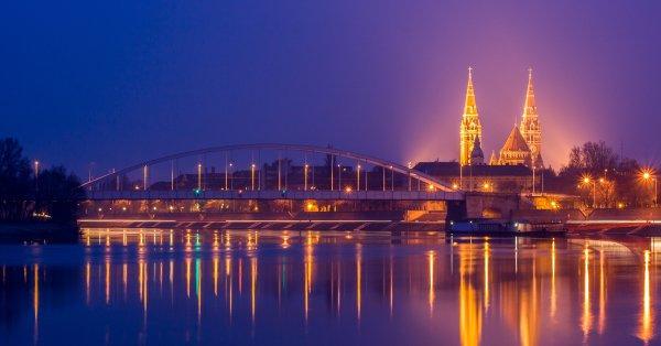 Romantikus feltöltődés Szegeden: 3 nap, 2 éjszaka két főnek
