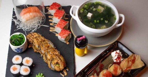 Ázsiai ízkavalkád: 3 fogásos választható menüsorok elvitelre