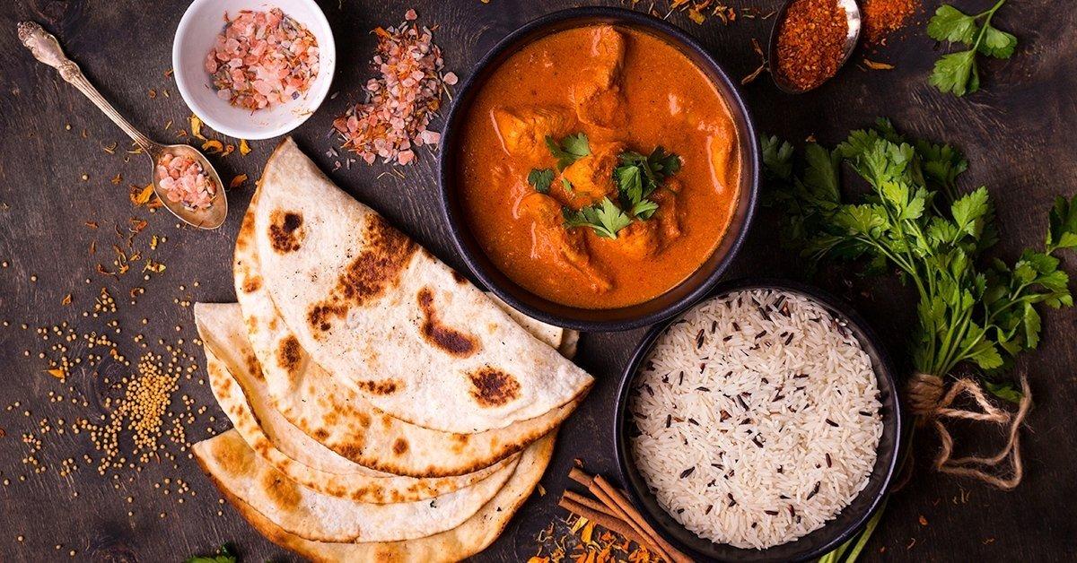4 fogásos indiai főzőest