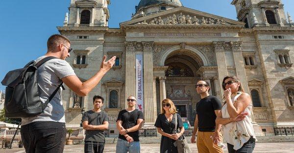 Fedezd fel Budapestet: személyre szabott 2 órás városjárás