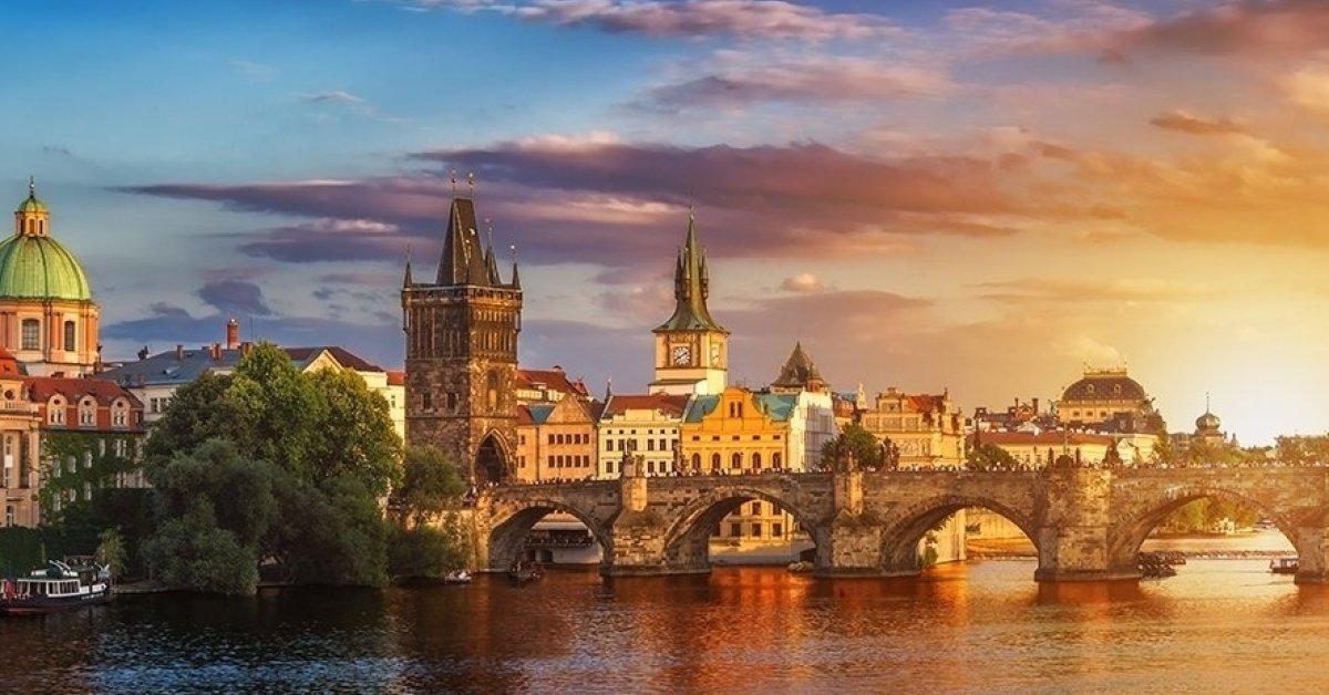 Romantikus pihenés Prágában