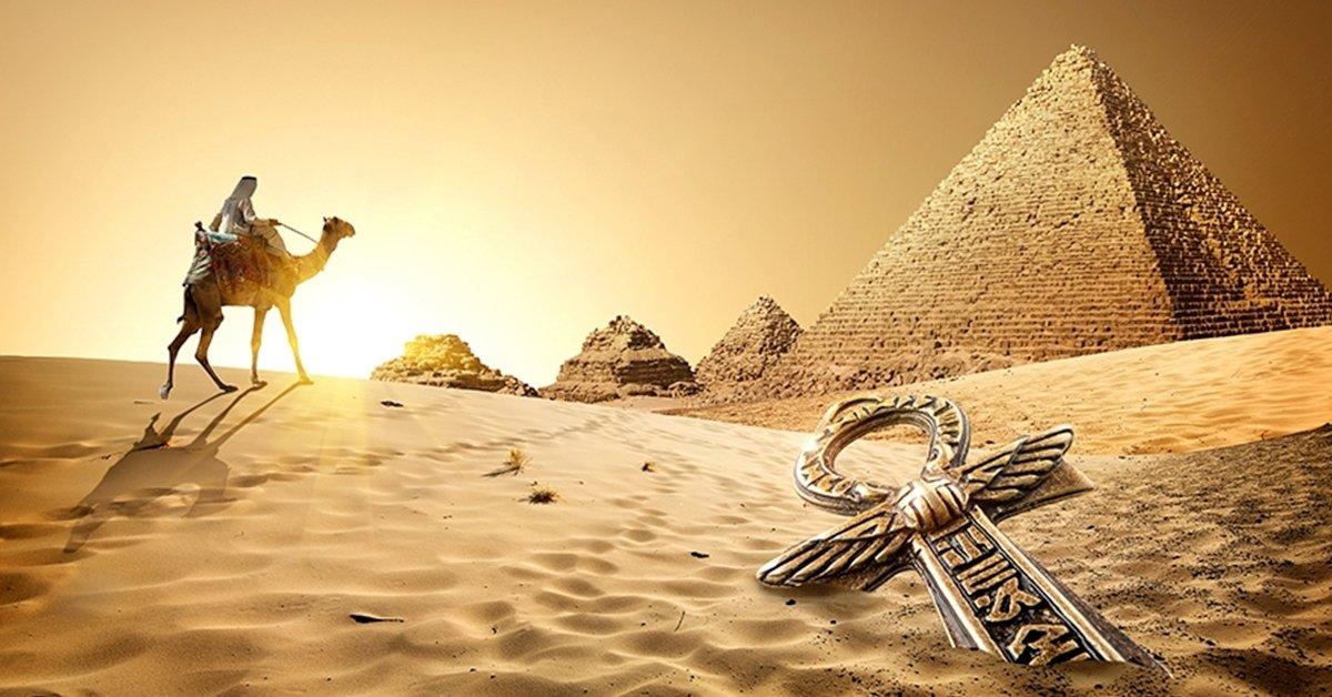 Éjszaka az egyiptomi múzeumban: szabadulós játék