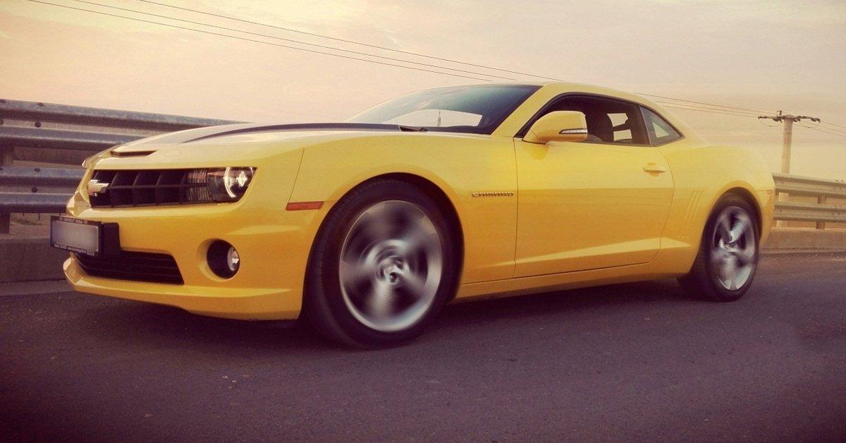 Próbáld ki Űrdongót: Chevrolet Camaro száguldás