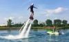 Adrenalin hullámok: flyboardozás teljes felkészítéssel