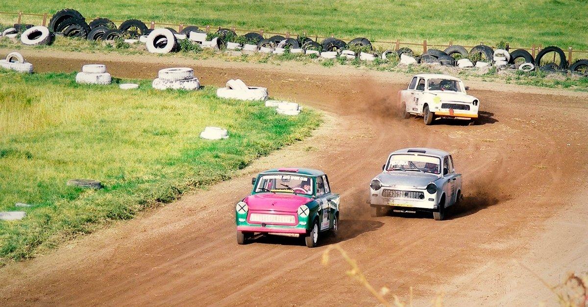 Trabanton szállni élvezet: Rally Trabant élményvezetés