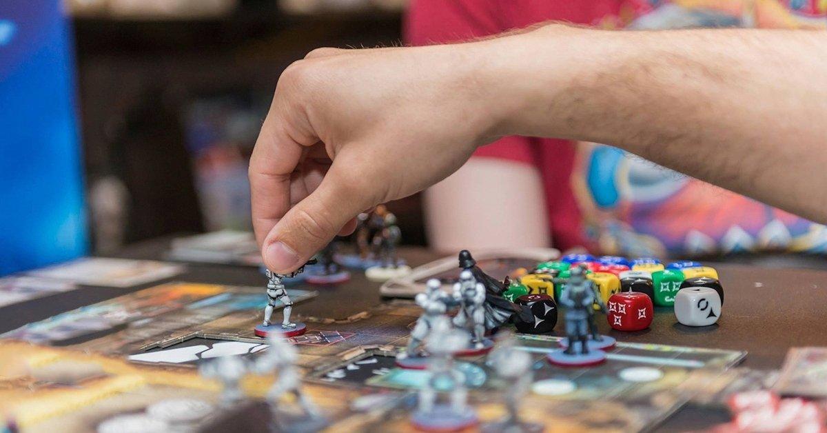 Játékjegy 4 fő részére a BarCraft2 társasjáték kávézóban