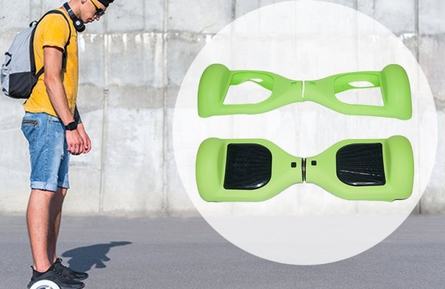 ConCorde CityBoard X5 szilikon védő, zöld