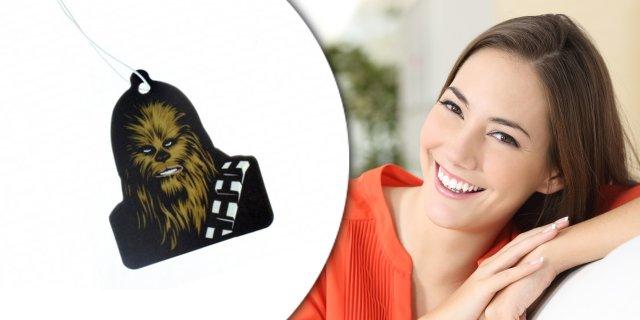 Légfrissítő, Star Wars - Chewbacca + több típusban