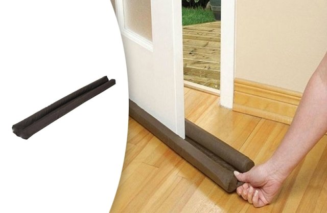 Huzatfogó henger ajtó alá, 90 cm