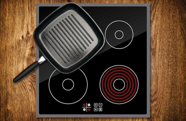Geminis 24 cm-es grillserpenyő, BergHOFF