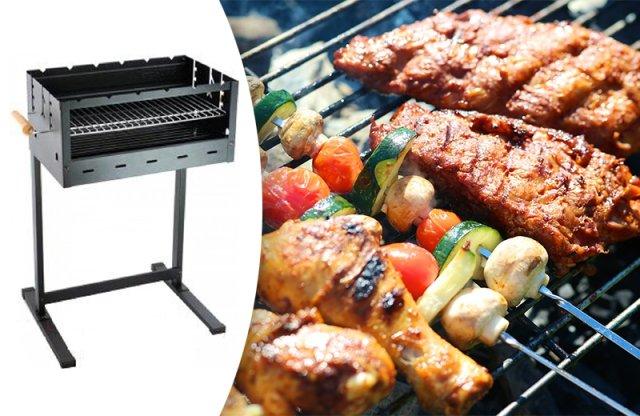 Faszenes grill, BergHOFF
