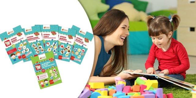 Mini Ovi Játékos feladatkártya csomag alaptáblával