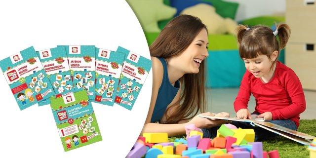 Mini Suli Játékos feladatkártya csomag alaptáblával