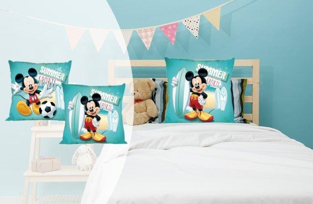 Párnahuzat, Mickey Mouse + több típus