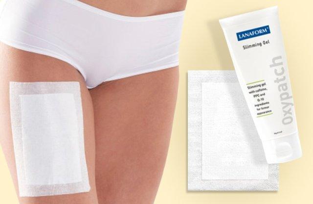 Narancsbőr elleni szett (tapasz + bőrfeszesítő)