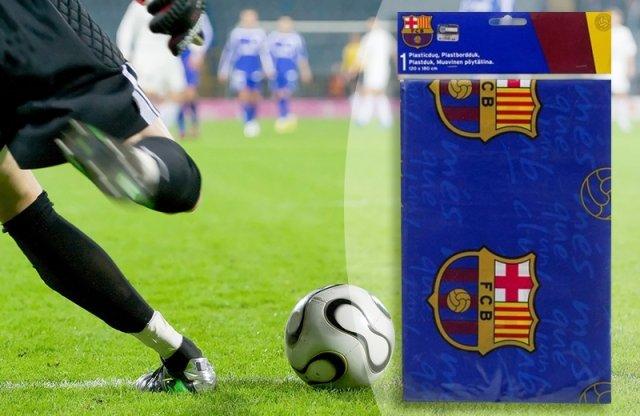 Asztalterítő, FC Barcelona + más típus