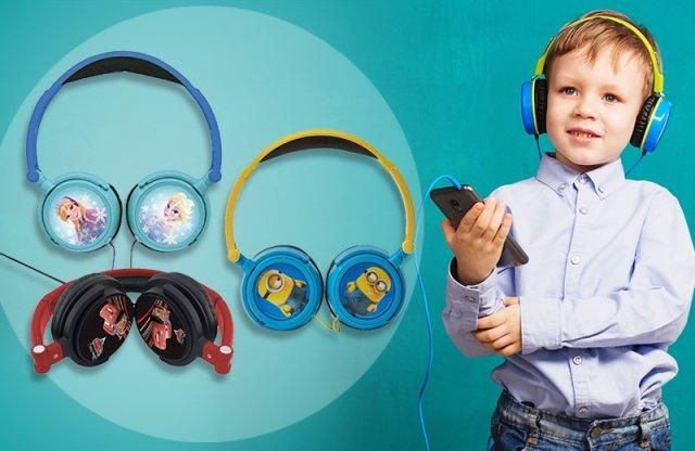 Minyonok sztereó fejhallgató + több típusban